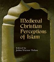 Medieval Christian Perceptions of Islam PDF