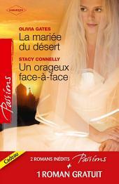La mariée du désert - Un orageux face-à-face - Contrat séduction: (promotion)