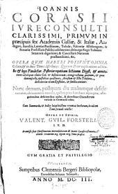 Opera quae haberi possunt omnia