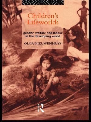 Children's Lifeworlds