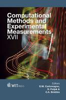 Computational Methods and Experimental Measurements XVII PDF
