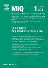 MiQ 01: Nukleinsäure-Amplifikationstechniken: Qualitätsstandards in der mikrobiologischen Diagnostik, Ausgabe 3