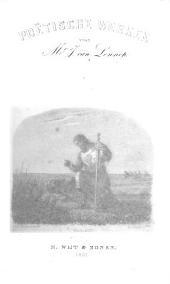 Poëtische werken: Mengelpoëzy