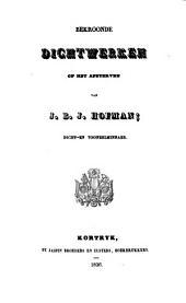 Bekroonde dichtwerken op het afsterven van J. B. J. Hofman, dicht- en tooneelminnaer