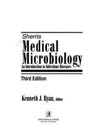 Sherris Medical Microbiology