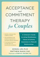 Acceptance and Commitment Therapy for Couples PDF