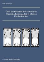 ber die Grenzen des station  ren Fl  ssigkeitstransportes in offenen Kapillarkan  len PDF