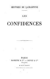 ... Les confidences