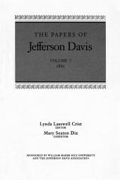 The Papers of Jefferson Davis: July 1846--December 1848