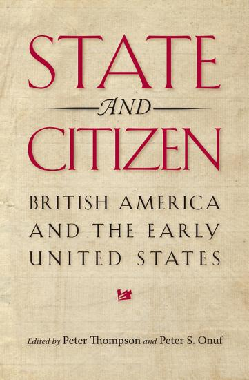 State and Citizen PDF