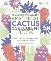 RHS Practical Cactus and Succulent Book PDF