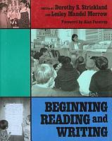 Beginning Reading and Writing PDF