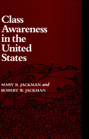 Class Awareness in the United States