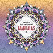 Livro para Colorir de Mandalas para Adultos 2