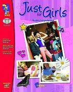 Just for Girls Gr. 6-8 Reading Comprehension