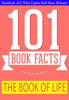 The Book of Life   101 Amazing Facts You Didn t Know PDF