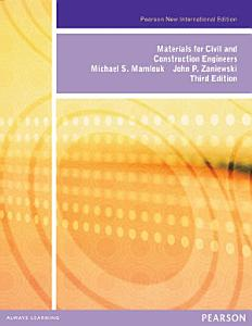 Materials for Civil and Construction Engineers  Pearson New International Edition