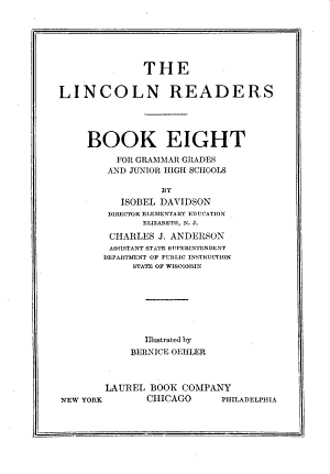 The Lincoln Readers