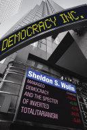 Democracy Incorporated PDF