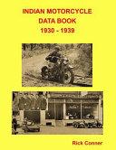 Indian Motorcycle Data