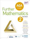 AQA A Level Further Mathematics Year 2