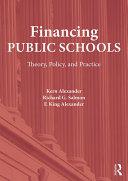 Financing Public Schools