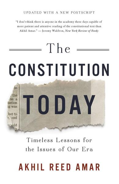 Download The Constitution Today Book
