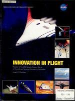 Innovation in Flight