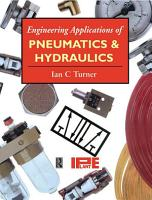 Engineering Applications of Pneumatics and Hydraulics PDF