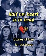 Half My Heart Is in Iraq!