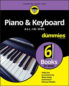 Piano and Keyboard All in One For Dummies Book