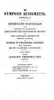 De Symposii aenigmatis PDF