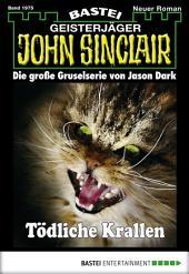 John Sinclair - Folge 1975: Tödliche Krallen
