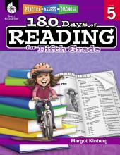 180 Days of Reading for Fifth Grade: Practice, Assess, Diagnose