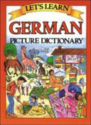 Let s Learn German Dictionary