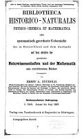 Bibliotheca historico naturalis PDF