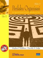 Perilaku Organisasi 2  ed  12  HVS PDF