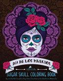 Sugar Skull Coloring Book PDF
