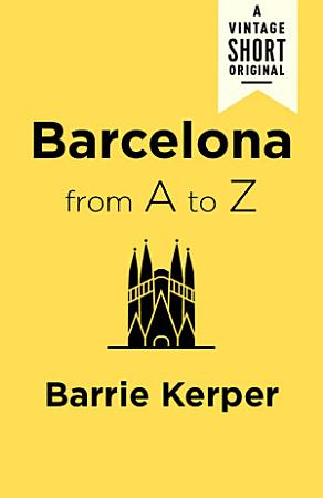 Barcelona from A to Z PDF