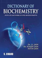Dictionary of Biochemistry PDF