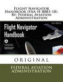 Flight Navigator Handbook Faa-h-8083-18
