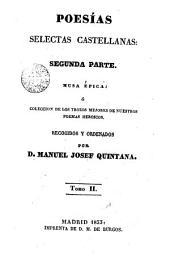 Poesias selectas castellanas, 2: 2 parte