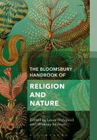 The Bloomsbury Handbook of Religion and Nature PDF