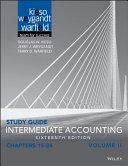 Study Guide Intermediate Accounting  Volume 2
