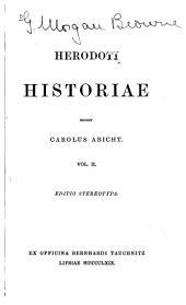 Herodoti Historiae: Books 5-9