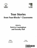True Stories from Four Blocks Classrooms PDF