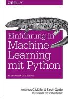 Einf  hrung in Machine Learning mit Python PDF
