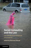 Social Computing and the Law PDF