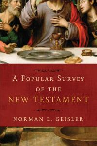 A Popular Survey of the New Testament Book