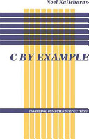 C by Example PDF